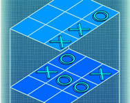 3D tic tac toe 2 player am�ba j�t�kok ingyen
